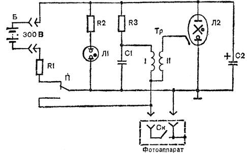 I. Принципиальная схема ЭВ-1